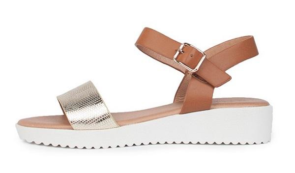 Modna in udobna poletna obutev za ženske