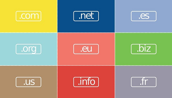 Enostaven postopek registracije nove domene